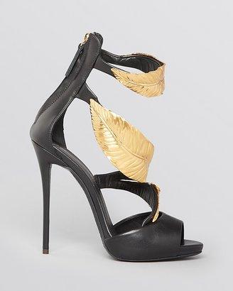 Giuseppe Zanotti Platform Evening Sandals - Jeti High Heel