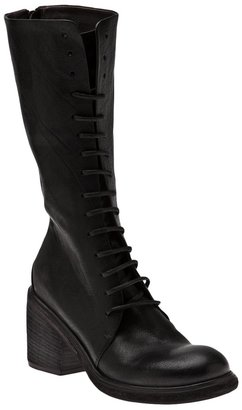 Marsèll Tall lace-up boot