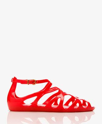 Forever 21 Mel for Geo Mini-Wedge Sandals