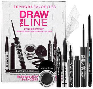 Sephora Favorites Draw The Line Eyeliner Sampler