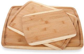 Bed Bath & Beyond Core Bamboo™ 3-Piece Cutting Board Set