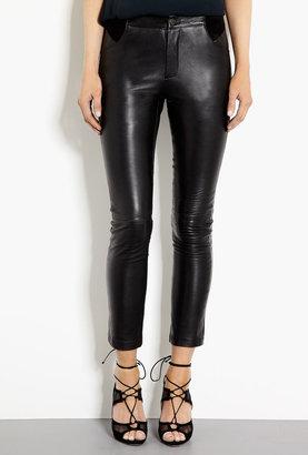 Sara Berman Exclusive Skinny Leather Trousers