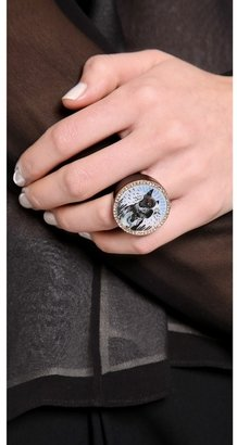 Marc by Marc Jacobs Lenticular Olive Ring