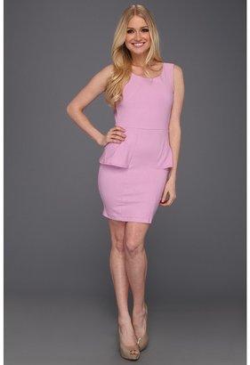 Type Z Eliza Peplum Dress