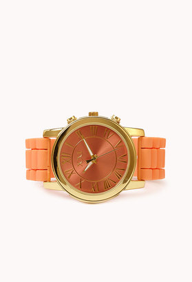Forever 21 Punchy Chronograph Watch