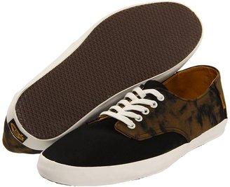 Vans E-Street ((Acid Washed) Black) - Footwear