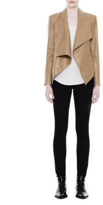Helmut Lang Petal Leather Jacket