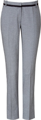Paul Smith Grey Houndstooth Check Pants