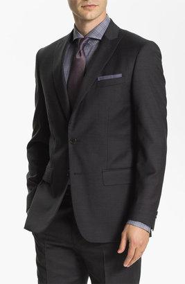 John Varvatos 'Berkeley' Trim Fit Wool Suit