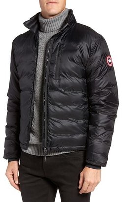 Men's Canada Goose 'Lodge' Slim Fit Packable Windproof 750 Down Fill Jacket $500 thestylecure.com