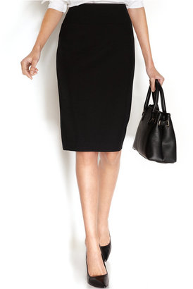 Alfani Classic Pencil Skirt, Only at Macy's $29.98 thestylecure.com