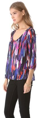 Ella Moss Stained Glass Blouse