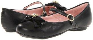 Pampili 10.189 (Toddler/Little Kid/Big Kid) (Black) - Footwear