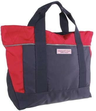 Vineyard Vines Nor'Easter Tote (Sunrise) - Bags and Luggage