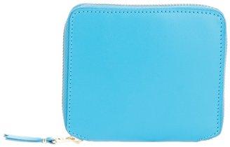 Comme des Garcons 'Colour Plain' wallet