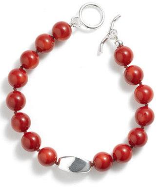 Simon Sebbag Freshwater Pearl Toggle Bracelet