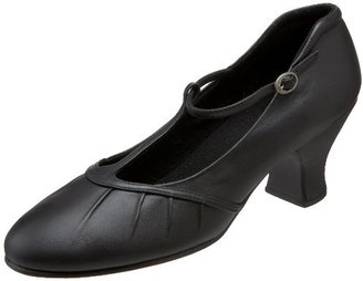 "Capezio Women's CG095 Radiant 2"" Flared Heel Shoe"