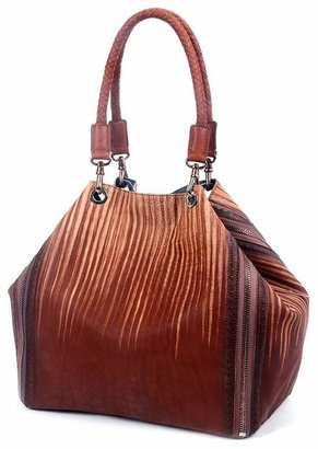 Old Trend Barracuda \nLeather Tote Bag