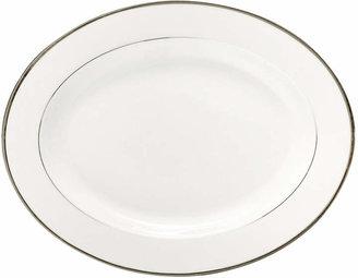 Mikasa Dinnerware, Cameo Platinum Oval Platter