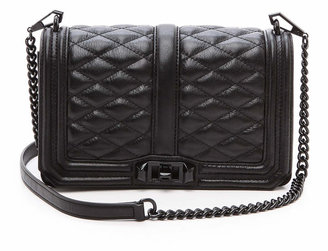 Rebecca Minkoff Love Cross Body Bag $295 thestylecure.com