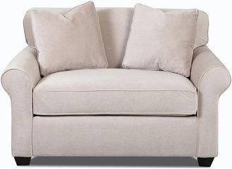 Asstd National Brand Sleeper Possibilities Dome Arm Chair