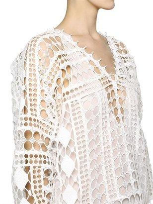 Chloé Graphic Lace Top