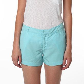 LAmade Cuffed Sash Shorts Minty