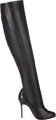 Christian Louboutin Sempre Monica Over-the-Knee Boots