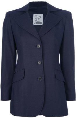 Moschino Vintage blazer and skirt suit