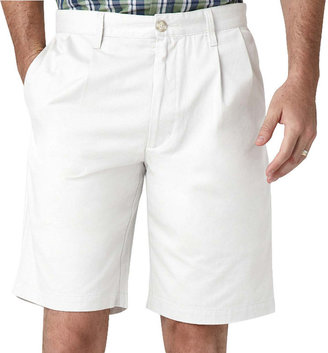 Dockers Double-Pleat Shorts