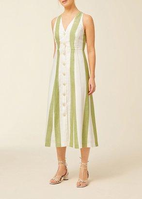Ivy & Oak Dress Button Placket