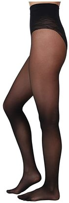 Wolford Tummy 20 Control Top Tights (Black) Control Top Hose