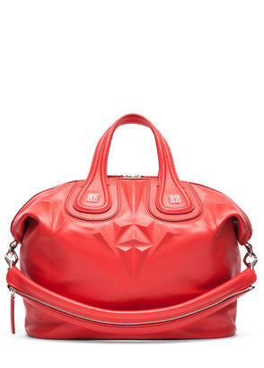 Givenchy Nightingale Medium 3D Effect in Red