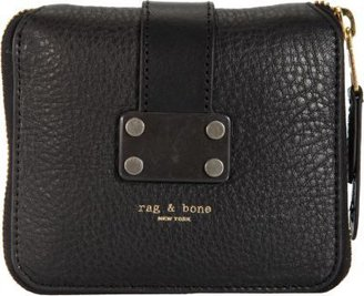 Rag and Bone Rag & Bone Zip Around Wallet