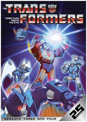 Transformers Seasons 3 & 4 (25th Anniversary Edition)
