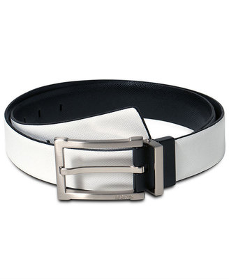 Kenneth Cole Reaction Belts, Textured Reversible Dress Belt