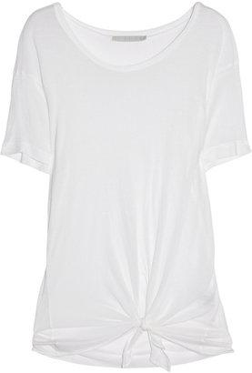 Kain Label Alina modal and silk-blend T-shirt