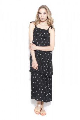 Alice Ritter Piplette By Elisa Maxi Dress