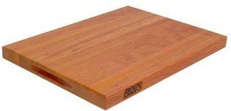 "John Boos & Co.® Cherry Edge-Grain Cutting Board, 20"" x 15"" x 11⁄2"""