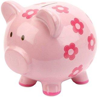Carter's Floral Piggy Bank