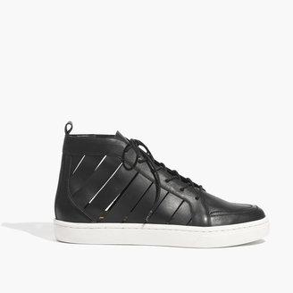 Loeffler Randall Isle High-Top Sneakers