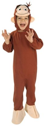 Rubie's Costume Co Curious George - Toddler
