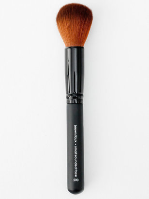 American Apparel Make-Up Brush Brown Faux-Small Rounded Face