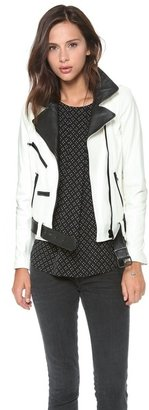 A.L.C. Theo Leather Jacket