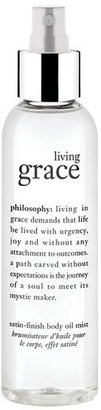 Philosophy 'Living Grace' Satin Finish Body Oil Mist $27 thestylecure.com
