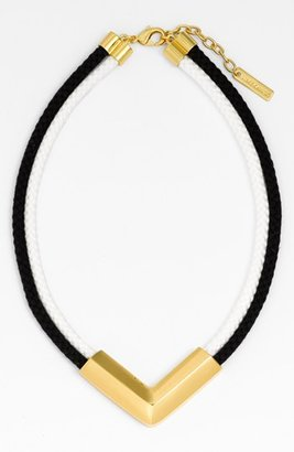 Vince Camuto Rope Statement Necklace