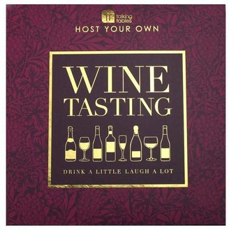 Your Own Unspecified Host Wine Tasting Evening Game