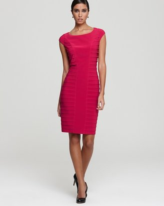 Adrianna Papell Dress - Cap Sleeve Banded