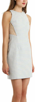 Charlotte Ronson Striped Dress