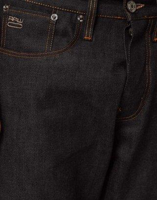 G Star 3301 Straight Jeans